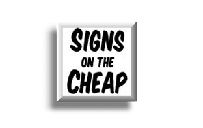 sign-on-cheap